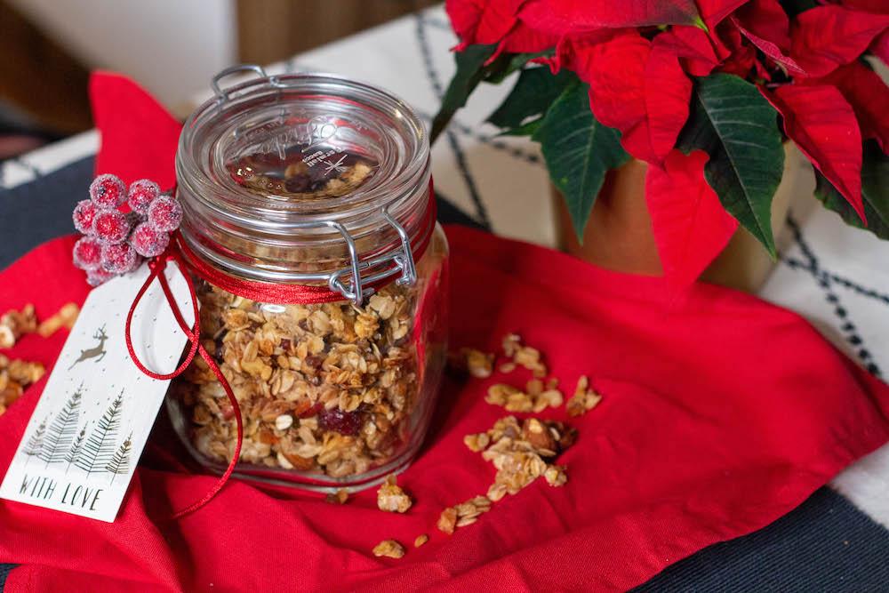 vanocni granola s orechy